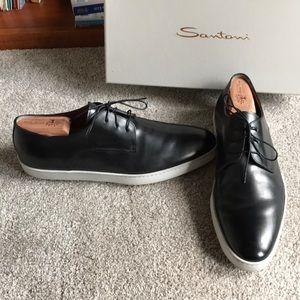 Santoni Shoes - Santoni Doyle Sneaker c4f07be4fd7